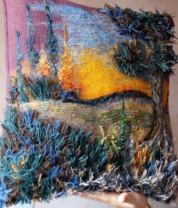 Цветы из ткани: пошаговая инструкция для начинающих