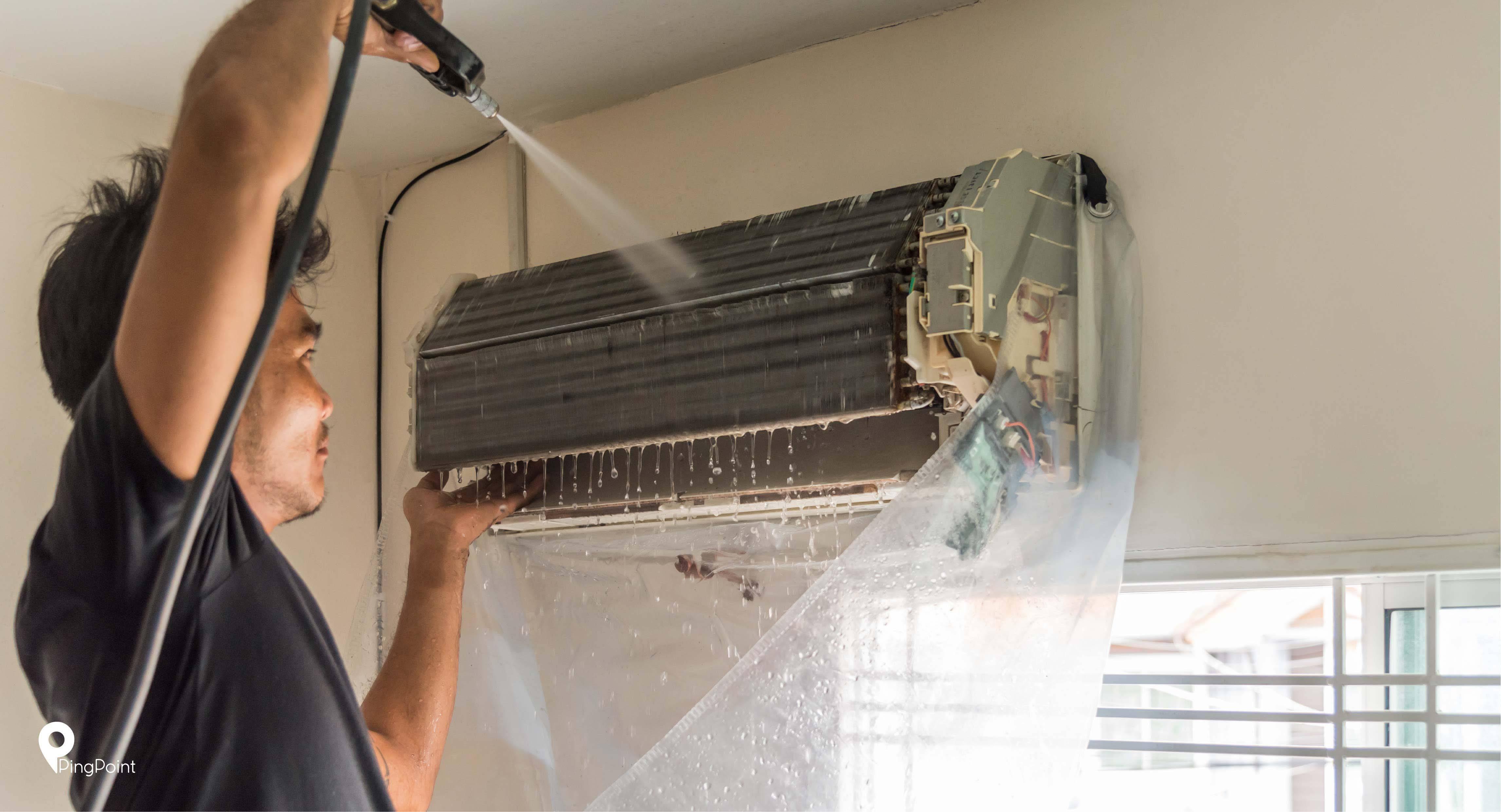Как почистить дренажную трубку кондиционера дома? - о строительстве и ремонте простыми словами