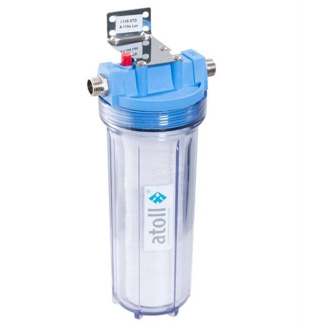 Как экономно очистить «ржавую» воду в квартире