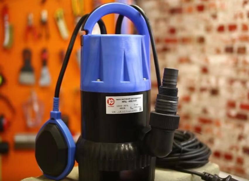 """Водяной насос """"калибр"""": устройство, обзор моделей, отзывы"""