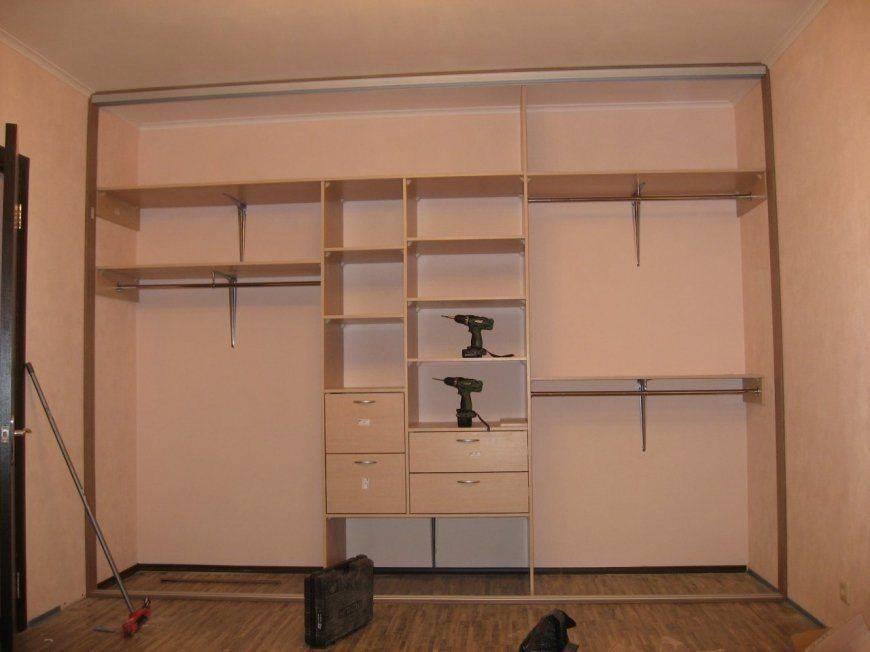 Шкаф-купе своими руками: как сделать шкаф-купе в домашних условиях, прошаговое руководство с чертежами