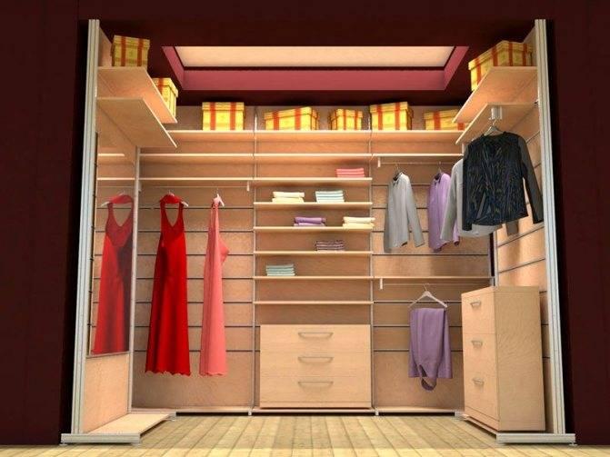 Гардеробная своими руками: чертежи, схемы, проекты и современные идеи обустройства гардеробной (115 фото и видео)