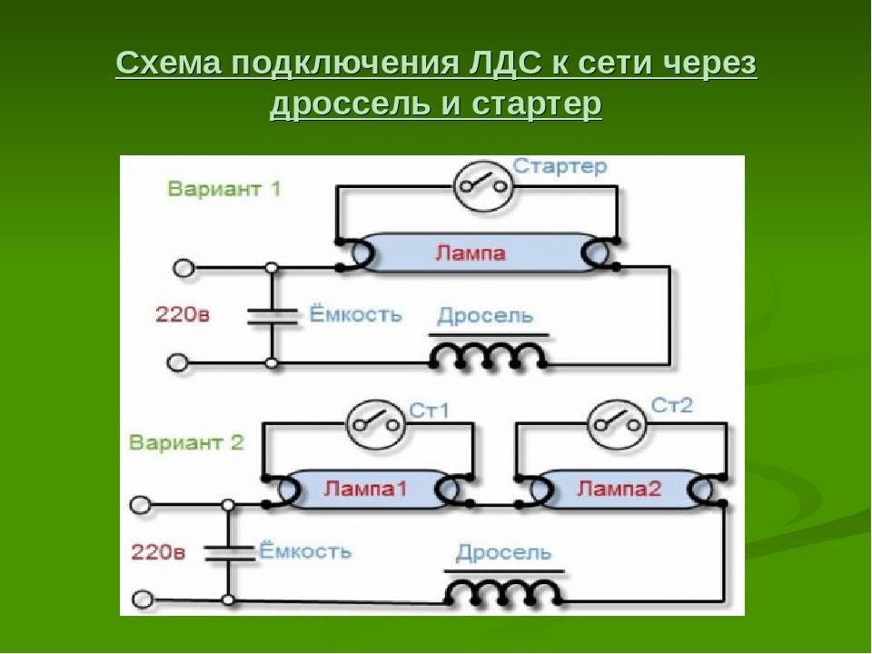 Особенности светильника дрл