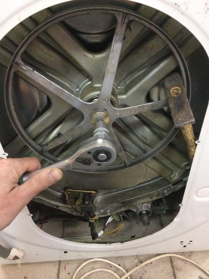 Не крутится барабан в стиральной машине indesit: неисправности и их устранение