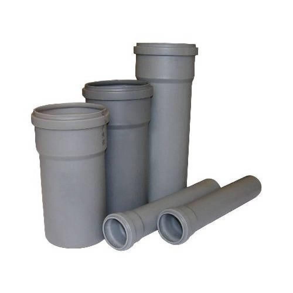 Труба канализационная 110: характеристики и преимущества