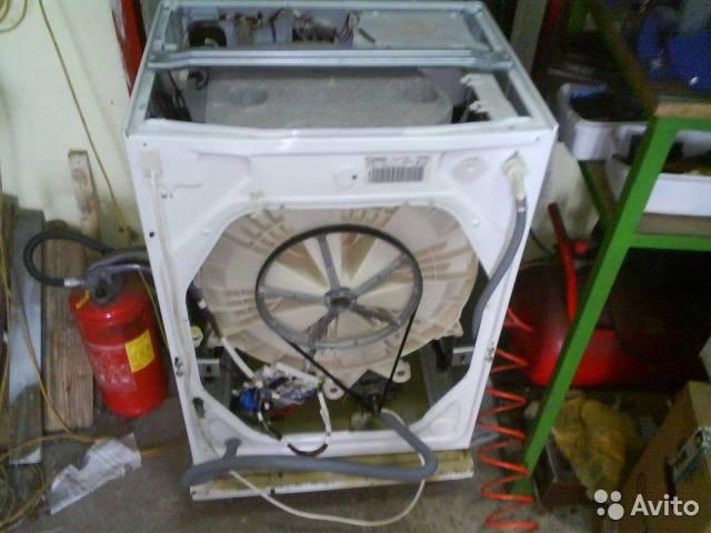 Ремонт и диагностика стиральных машин в домашних условиях