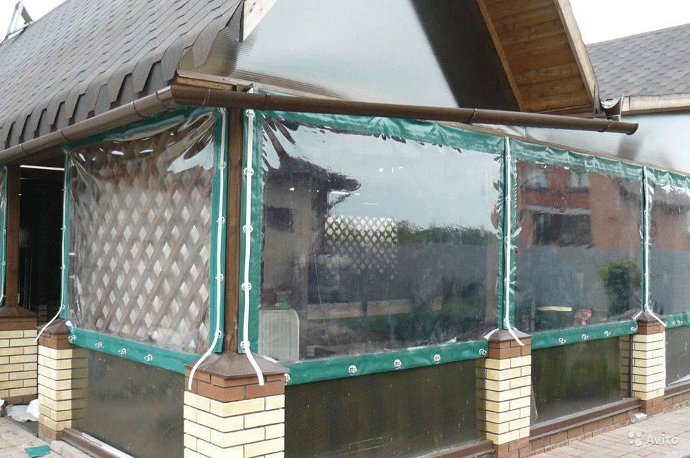 Мягкие окна, характеристики и преимущества мягких окон, уход за мягкими окнами, монтаж мягких окон