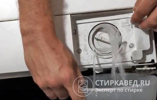 У стиральной машины не вращается барабан