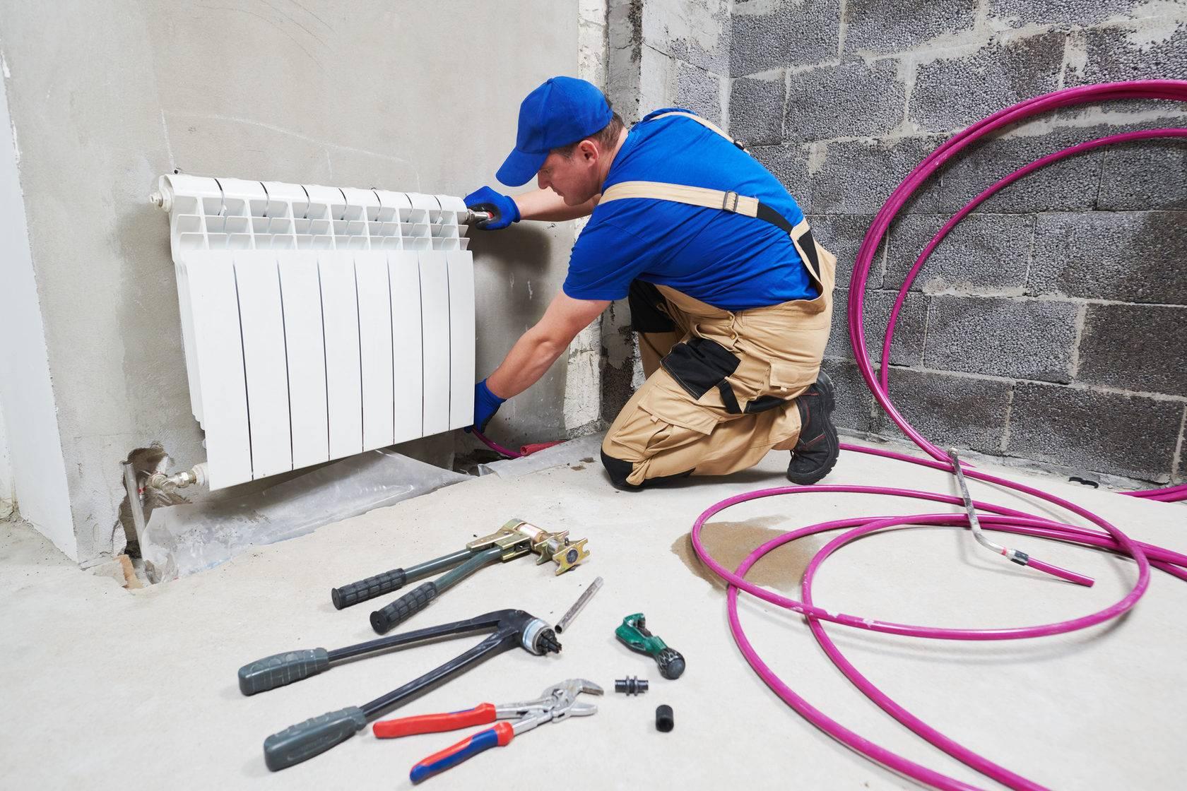 Замена отопления в частном доме | самоделки на все случаи жизни - notperfect.ru