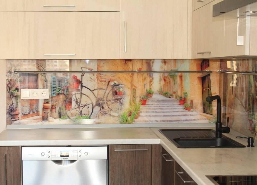 Фартук для кухни из мдф: как выбрать и нюансы установки, дизайнерские решения и реальные фото примеры