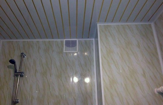 Видео урок отделки ванной комнаты пластиковыми панелями