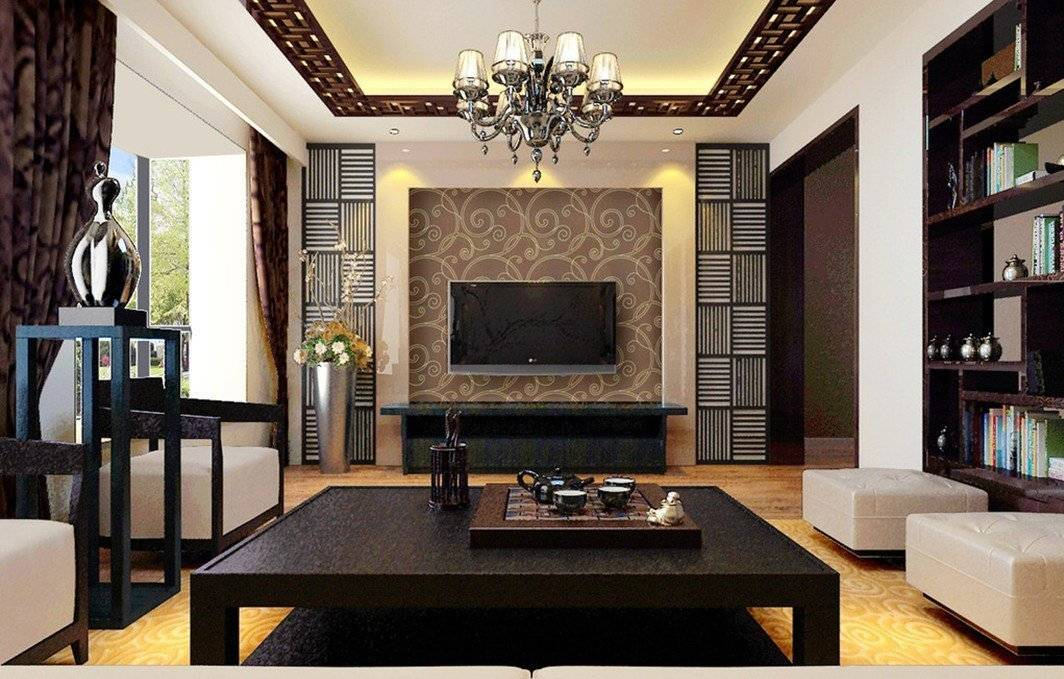 Гостиная с рабочим местом (57 фото): выделение зоны кабинета, правильное зонирование одной комнаты, примеры дизайна интерьера