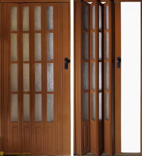 Плюсы и минусы складной двери для шкафа — как выбрать лучшие