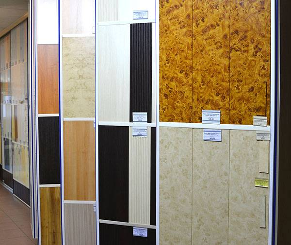 Стеновые панели для внутренней отделки - фото примеров