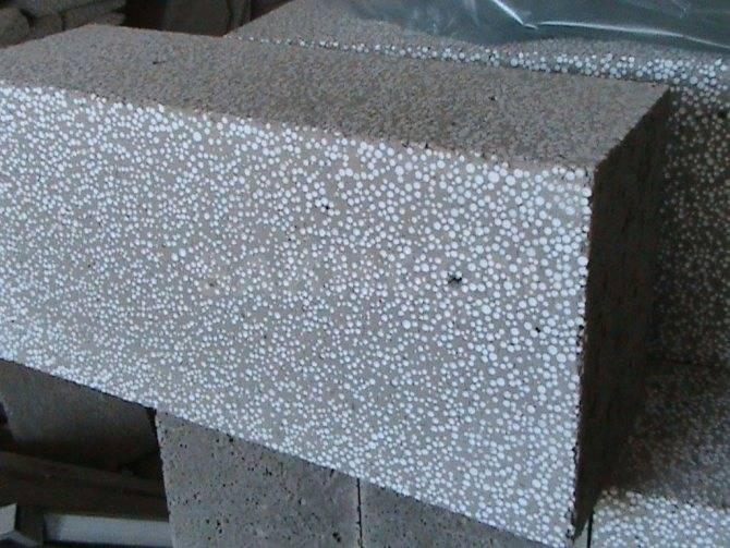 Полистиролбетонные блоки: плюсы и минусы