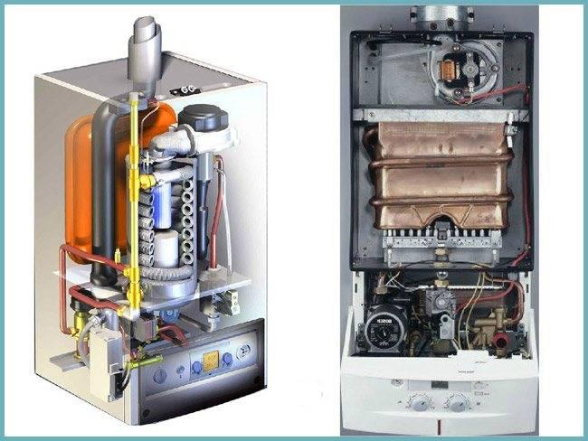 Конденсационный газовый котел отопления: принцип работы настенных, устройство и выбор