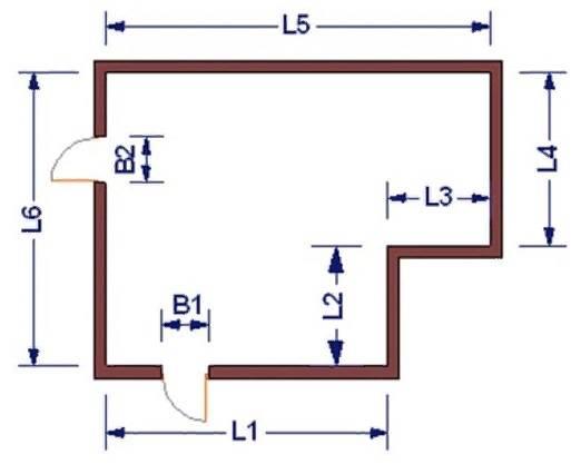 Как рассчитать ламинат на комнату – калькулятор и способы расчета количества ламината на пол