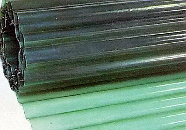 Пластиковый шифер: размеры, отзывы, фото, как крепить