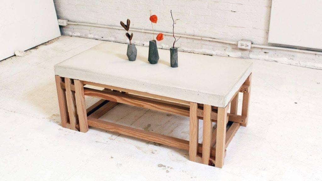 Инструкция, как сделать журнальный столик своими руками — 140 фото-идей как сделать красивый, простой и удобный столик