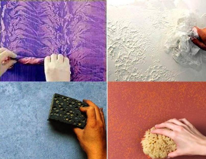 Декоративная краска (66 фото): акриловая фактурная краска для стен, варианты с эффектом бархата для внутренней отделки квартиры