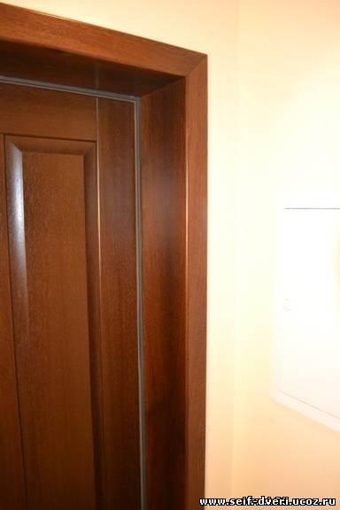Как обшить мдф откосы двери?