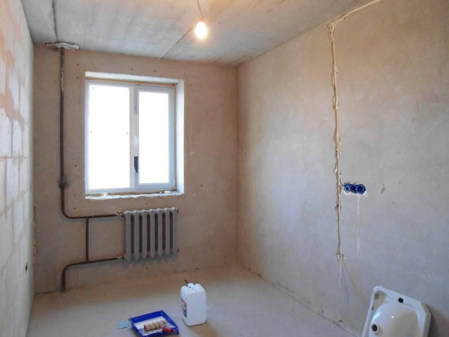 Ремонт квартиры в новостройке с нуля: что, как и когда следует делать