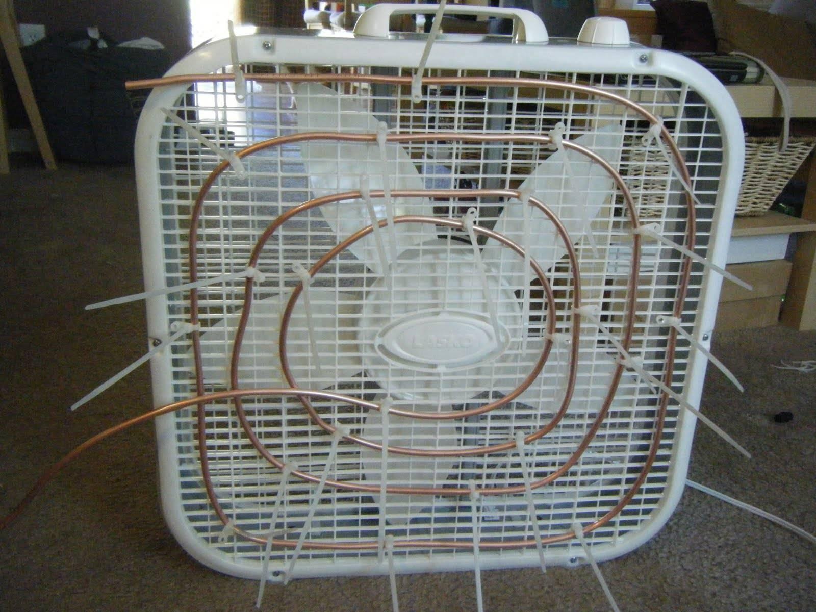 Кондиционер своими руками: как охладить комнату и сделать на видео, вентиляторы и аналоги