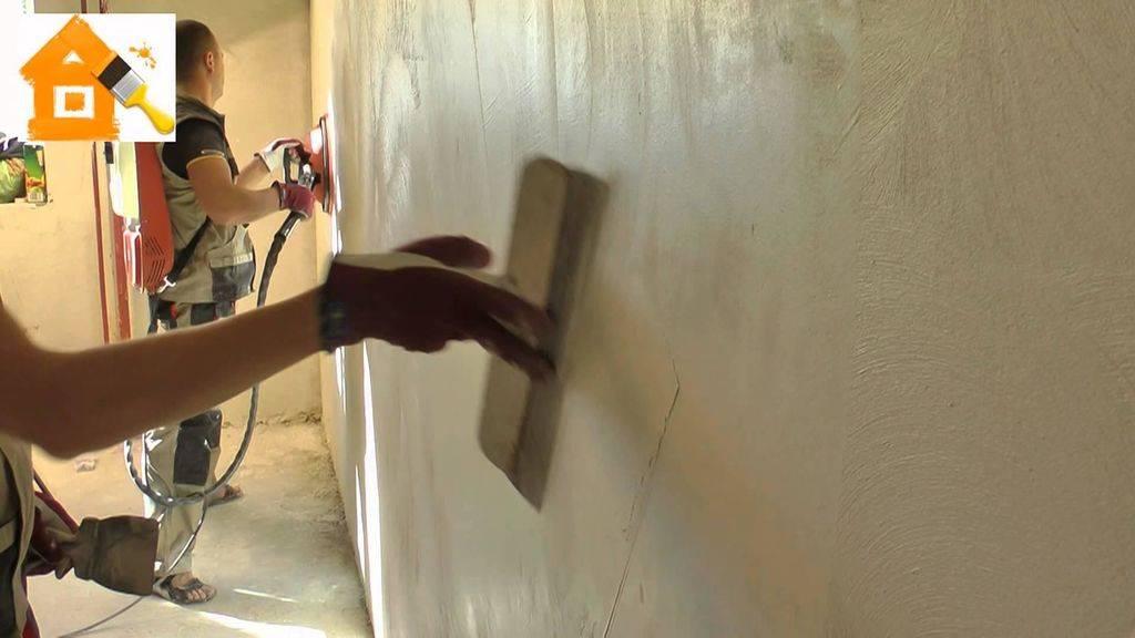 Как штукатурить стены своими руками новичку: видео и письменные инструкции