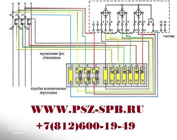 Коробка испытательная переходная (кип) - варианты подключения - электрик