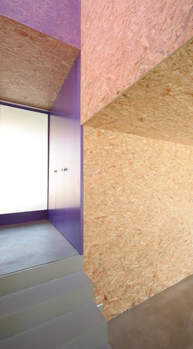 Чем и как покрасить ОСБ: выбираем, чем лучше покрасить ОСБ плиту внутри помещения