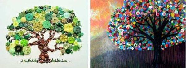 Картины для интерьера своими руками: популярные материалы, идеи и тенденции