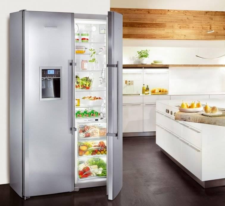Обзор лучших моделей больших двухдверных холодильников lg gr-m257 sgkr, liebherr sbses 7252, hitachi r-s702pu2gbk
