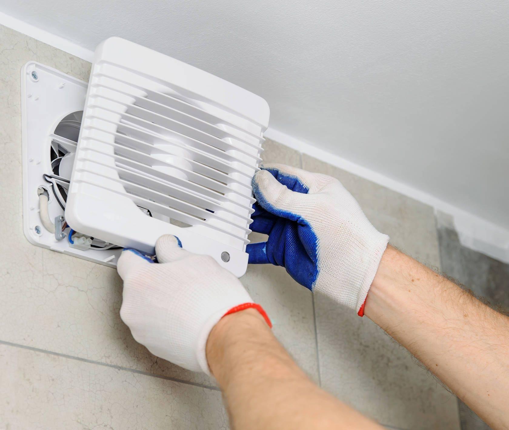 Вентиляция в туалете в квартире: выбор вентилятора