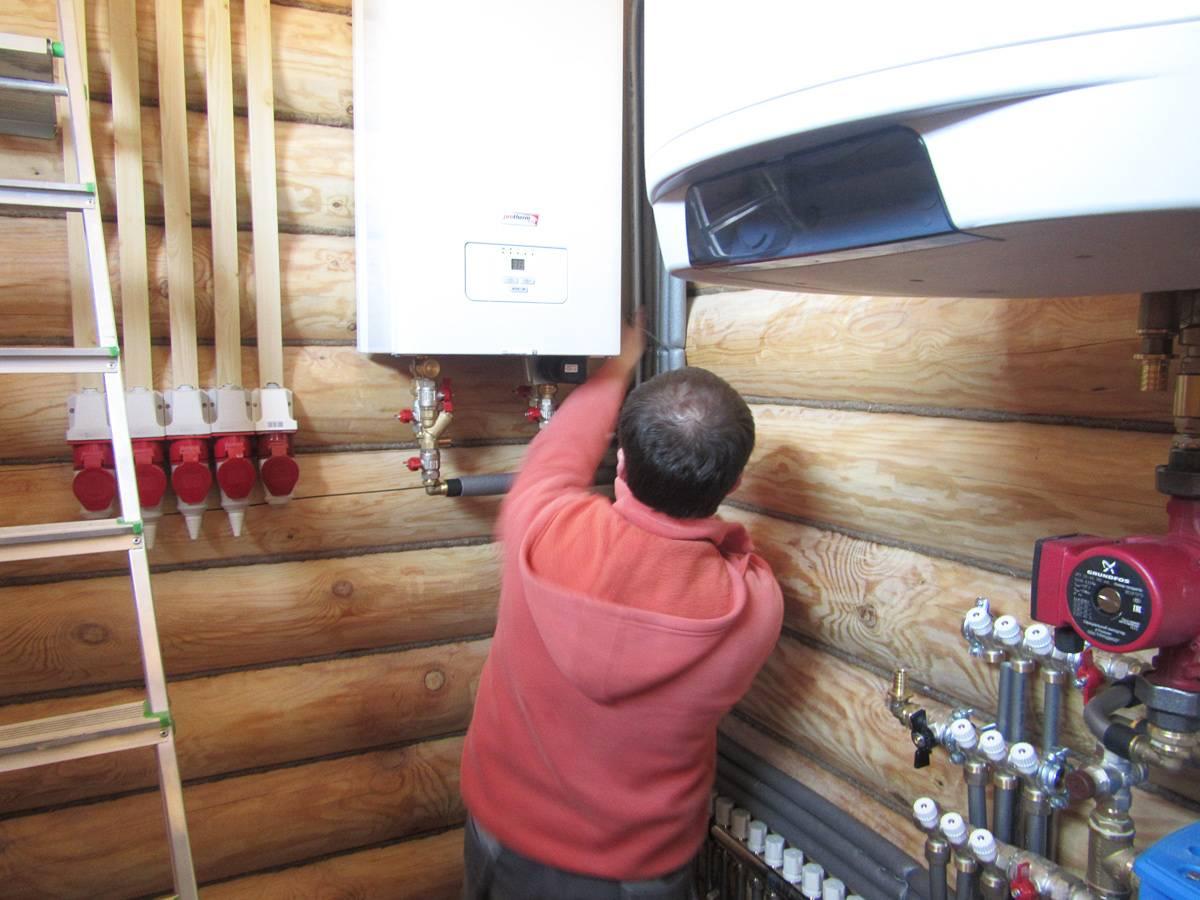Замена газового котла на другой - какие нужны документы