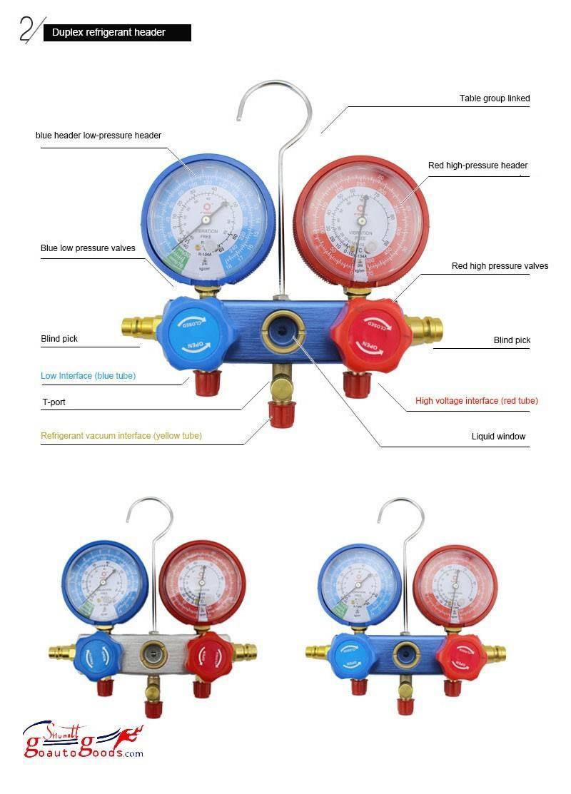 Таблица давление фреона в кондиционере r22