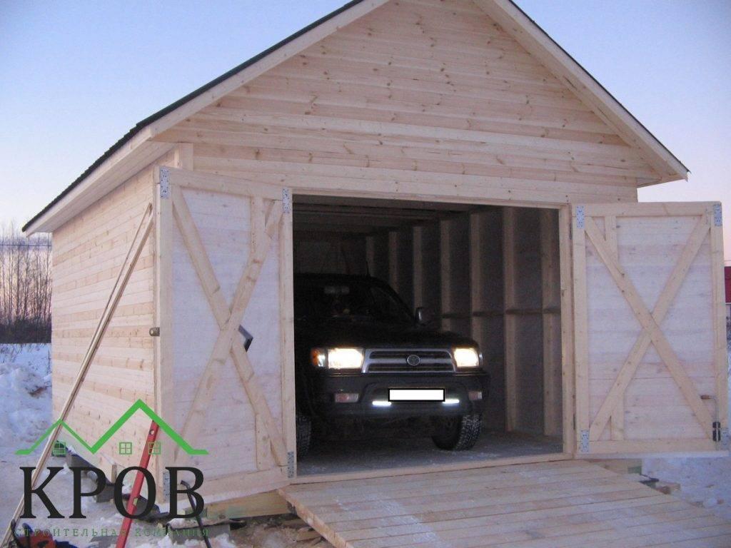 Как сделать гараж - 110 фото, видео инструкция и советы как дешево и быстро построить гараж