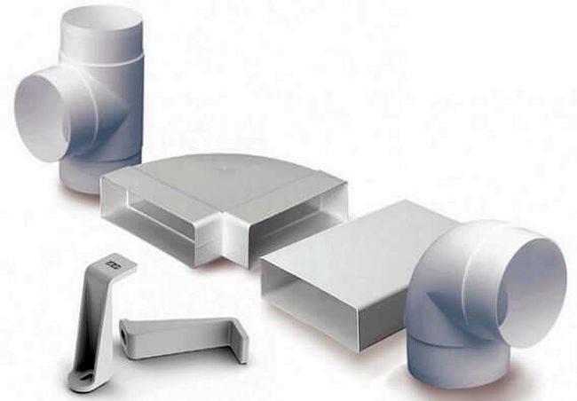 Какие бывают вентиляционные трубы пвх, какие лучше выбрать и ка монтировать