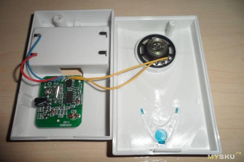 Электрический дверной звонок на 220 в: устройство, виды, выбор