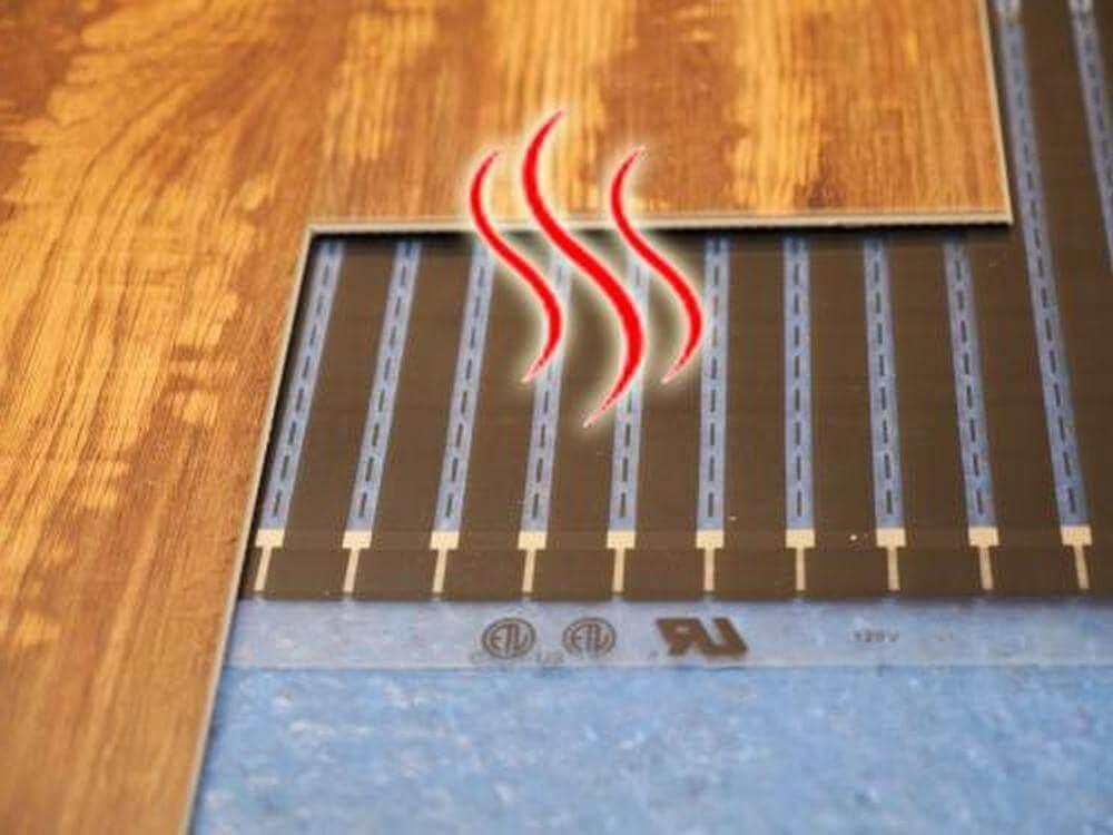 Укладка кварцвиниловой плитки: особенности монтажа своими руками
