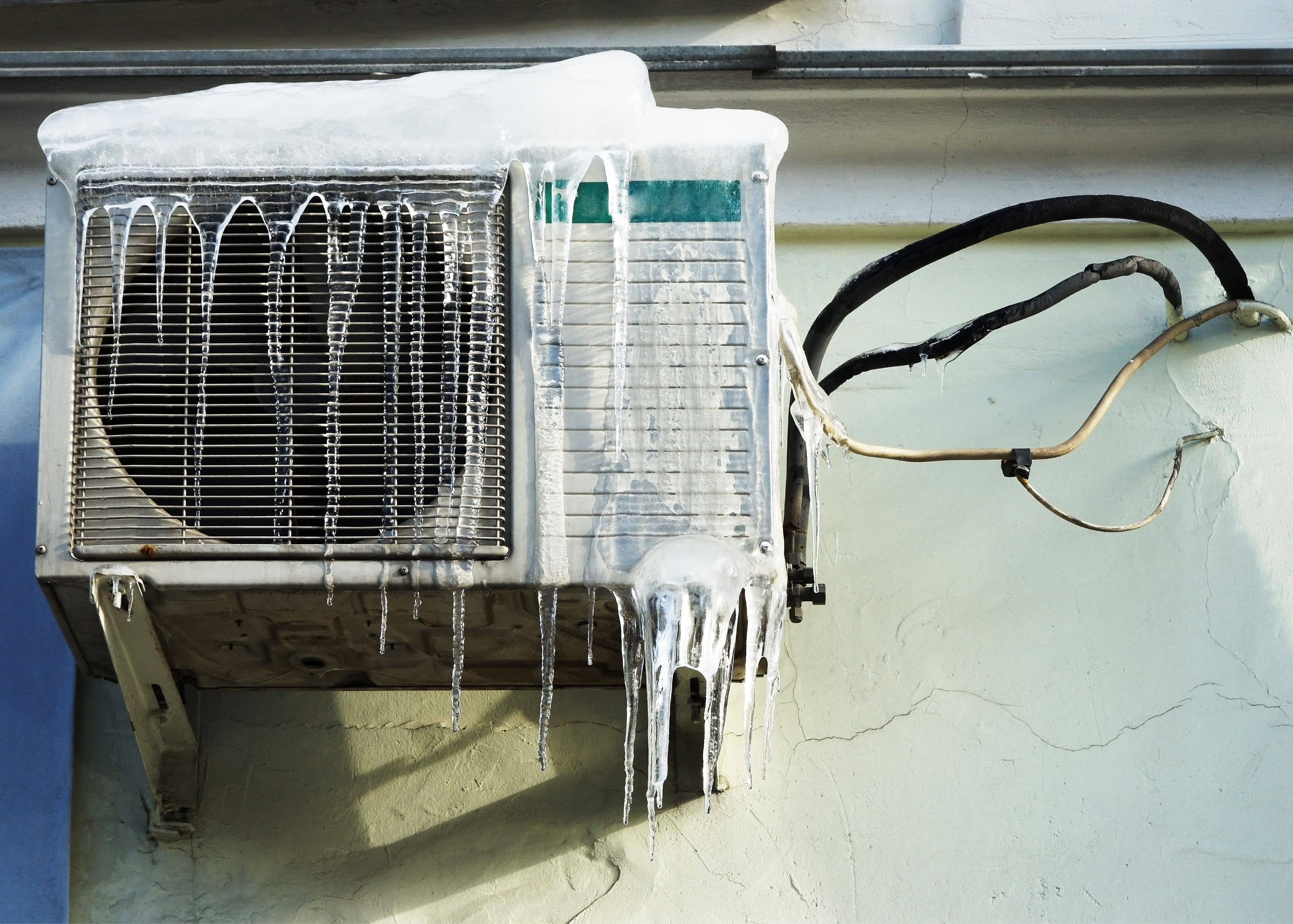 Как правильно включать кондиционер после зимы
