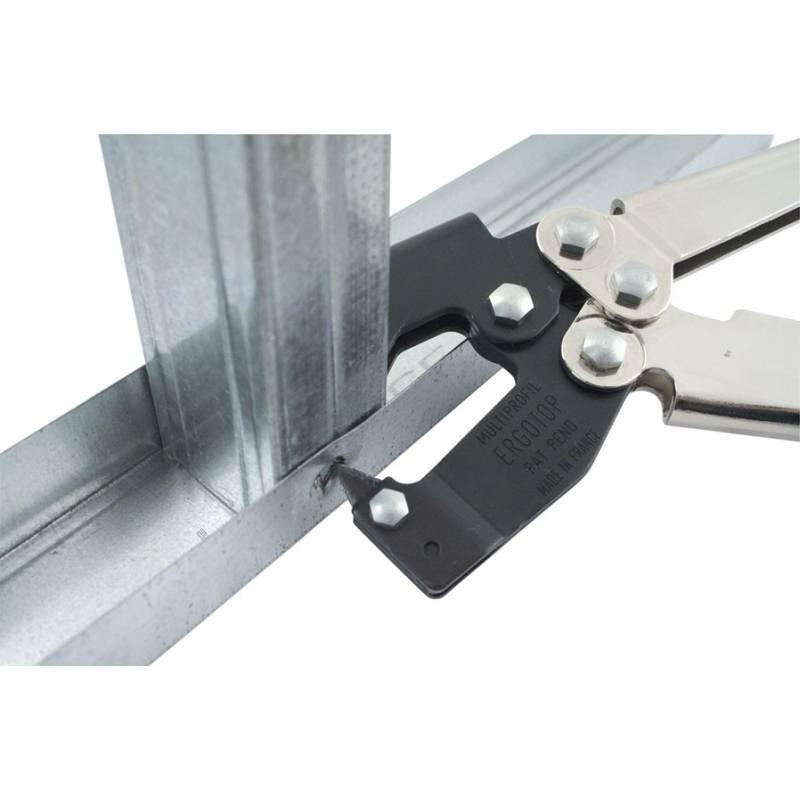 Как выбрать просекатель для металлического профиля?