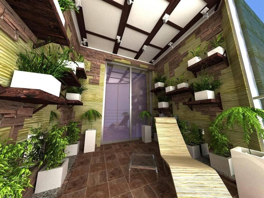 20 вдохновляющих идей оформления зимнего сада, который будет вас радовать круглый год