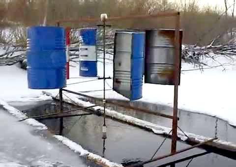 Аэраторы для пруда: донный компрессор для аэрации воды зимой, аэраторы на солнечных батареях без электричества и другие модели