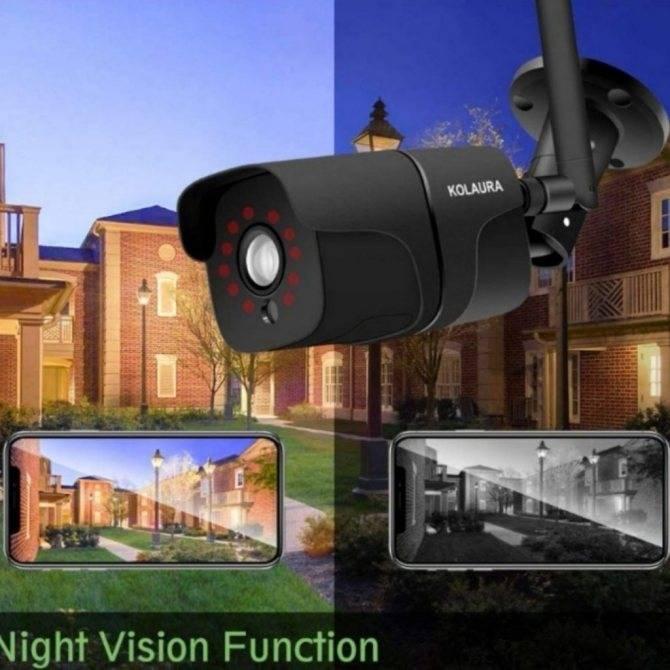 Лучшие уличные камеры видеонаблюдения - рейтинг 2021