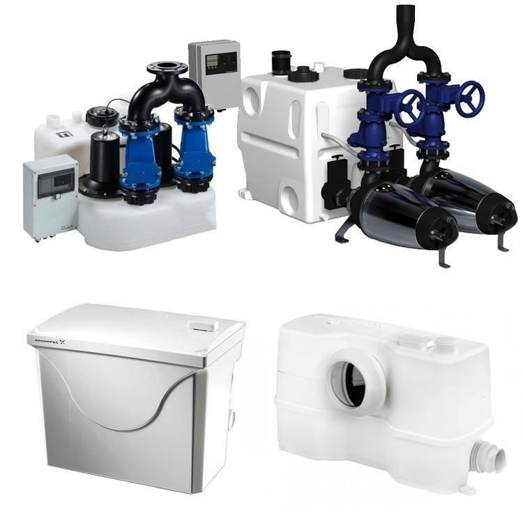 Насос для канализации в квартире: выбираем устройство для кухни