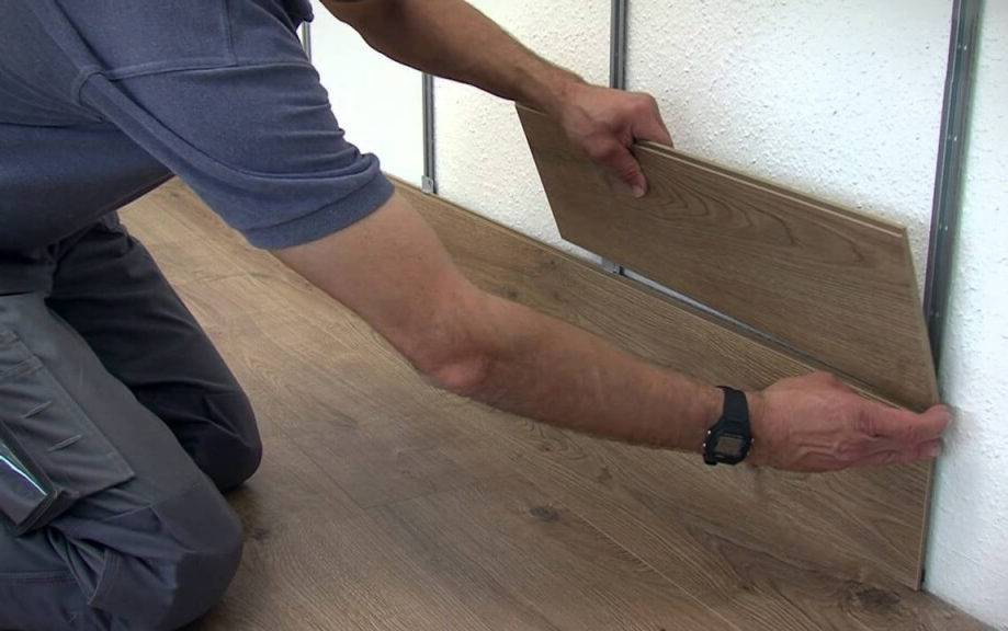 Как уложить ламинат на стену своими руками - клуб мастеров