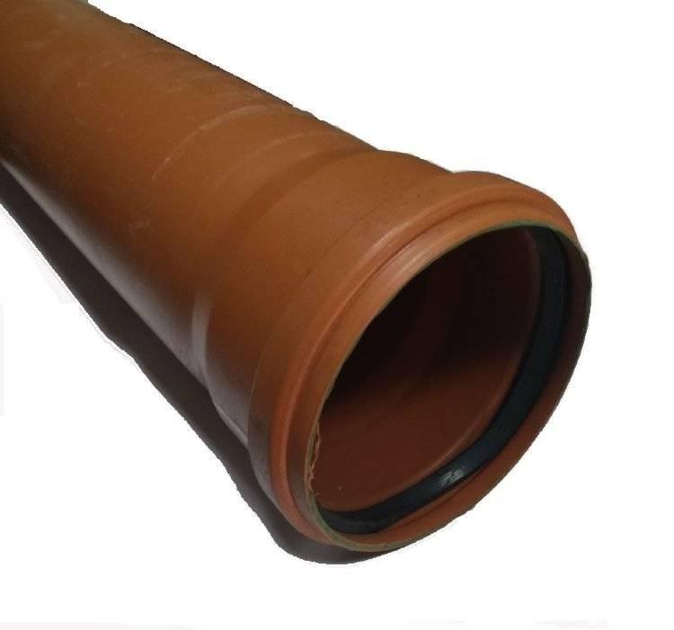Цвет канализационных труб: от чего зависит