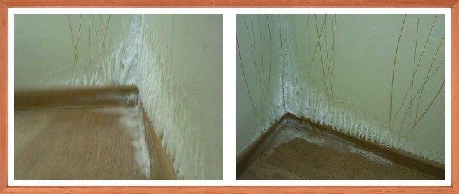 Частный дом: промерзают, мокреют углы, местами появляется плесень.
